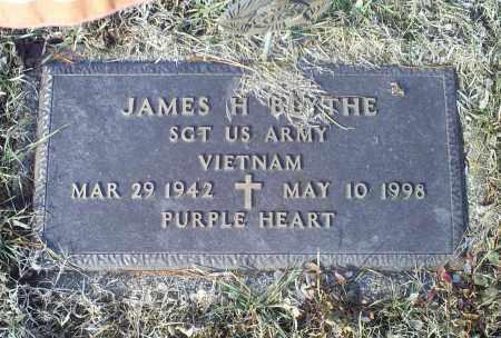 BLYTHE, JAMES H. - Ross County, Ohio | JAMES H. BLYTHE - Ohio Gravestone Photos