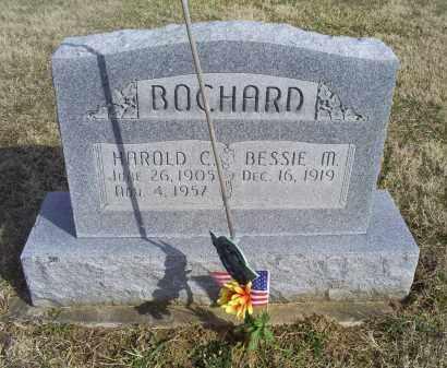 BOCHARD, HAROLD C. - Ross County, Ohio | HAROLD C. BOCHARD - Ohio Gravestone Photos
