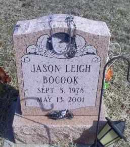 BOCOOK, JASON LEIGH - Ross County, Ohio | JASON LEIGH BOCOOK - Ohio Gravestone Photos