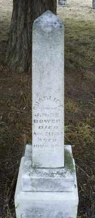 BOWER, CHARLIE - Ross County, Ohio   CHARLIE BOWER - Ohio Gravestone Photos