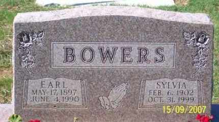 BOWERS, EARL - Ross County, Ohio | EARL BOWERS - Ohio Gravestone Photos