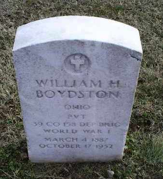 BOYDSTON, WILLIAM H. - Ross County, Ohio | WILLIAM H. BOYDSTON - Ohio Gravestone Photos