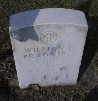 BRADFORD, WILLIAM F. - Ross County, Ohio | WILLIAM F. BRADFORD - Ohio Gravestone Photos