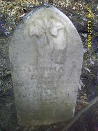 BRADY, IRMMA - Ross County, Ohio | IRMMA BRADY - Ohio Gravestone Photos