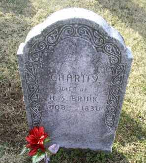 BRINK, CHARITY - Ross County, Ohio | CHARITY BRINK - Ohio Gravestone Photos