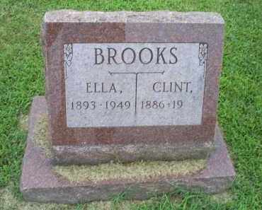 BROOKS, ELLA - Ross County, Ohio | ELLA BROOKS - Ohio Gravestone Photos