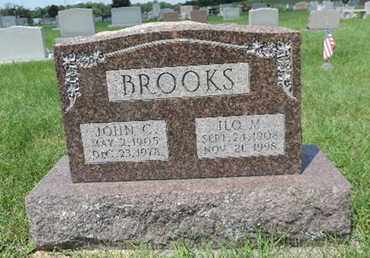 BROOKS, JOHN C - Ross County, Ohio | JOHN C BROOKS - Ohio Gravestone Photos