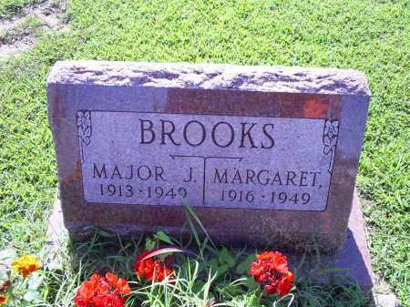 BROOKS, MAJOR J. - Ross County, Ohio | MAJOR J. BROOKS - Ohio Gravestone Photos