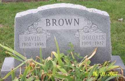 BROWN, DAVID - Ross County, Ohio | DAVID BROWN - Ohio Gravestone Photos