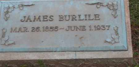 BURLILE, JAMES - Ross County, Ohio | JAMES BURLILE - Ohio Gravestone Photos