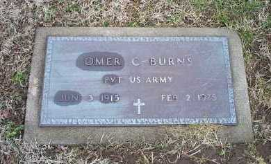 BURNS, OMAR C. - Ross County, Ohio | OMAR C. BURNS - Ohio Gravestone Photos