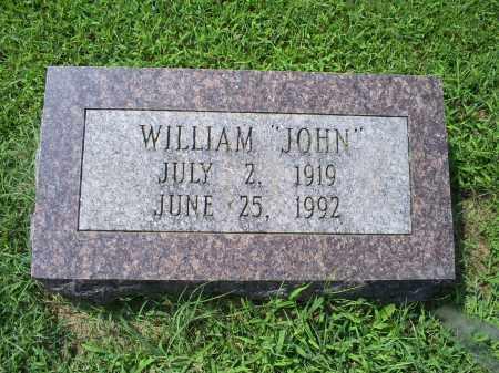 "BURTON, WILLIAM ""JOHN"" - Ross County, Ohio | WILLIAM ""JOHN"" BURTON - Ohio Gravestone Photos"