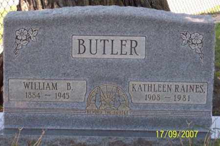 BUTLER, KATHLEEN - Ross County, Ohio | KATHLEEN BUTLER - Ohio Gravestone Photos