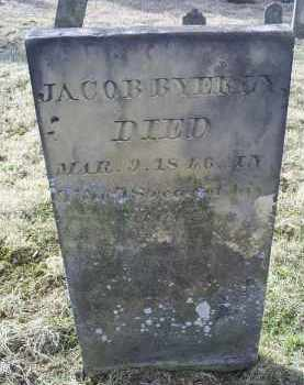 BYERLY, JACOB - Ross County, Ohio | JACOB BYERLY - Ohio Gravestone Photos