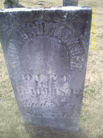 CADWALDER, JUDA - Ross County, Ohio | JUDA CADWALDER - Ohio Gravestone Photos
