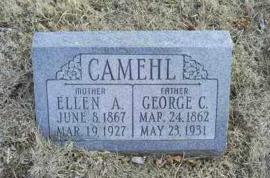 CAMEHL, GEORGE C. - Ross County, Ohio | GEORGE C. CAMEHL - Ohio Gravestone Photos