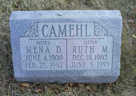 CAMEHL, RUTH M. - Ross County, Ohio | RUTH M. CAMEHL - Ohio Gravestone Photos
