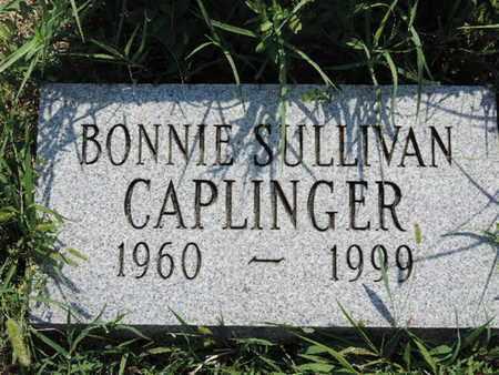 CAPLINGER, BONNIE - Ross County, Ohio | BONNIE CAPLINGER - Ohio Gravestone Photos