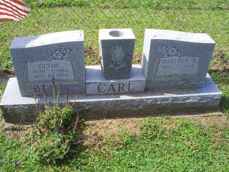 CARL, CLYDE - Ross County, Ohio | CLYDE CARL - Ohio Gravestone Photos