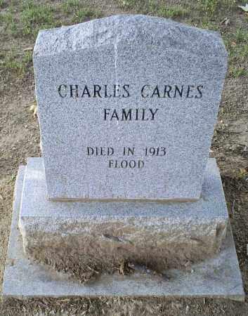 CARNES, CHARLES - Ross County, Ohio | CHARLES CARNES - Ohio Gravestone Photos