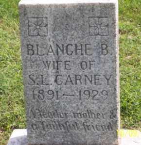 CARNEY, BLANCHE B. - Ross County, Ohio | BLANCHE B. CARNEY - Ohio Gravestone Photos