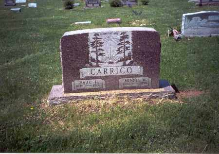 CARRICO, ISAAC H. - Ross County, Ohio | ISAAC H. CARRICO - Ohio Gravestone Photos