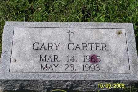 CARTER, GARY - Ross County, Ohio | GARY CARTER - Ohio Gravestone Photos