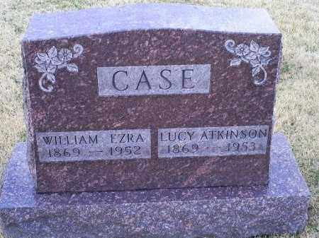 CASE, LUCY - Ross County, Ohio | LUCY CASE - Ohio Gravestone Photos