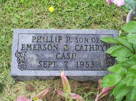 CASH, PHILIP R. - Ross County, Ohio | PHILIP R. CASH - Ohio Gravestone Photos