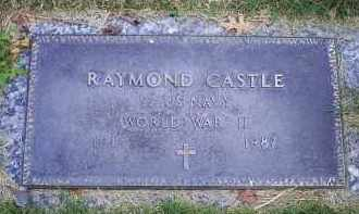 CASTLE, RAYMOND - Ross County, Ohio | RAYMOND CASTLE - Ohio Gravestone Photos