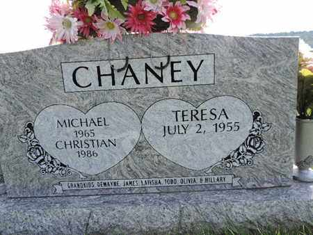 CHANEY, TERESA - Ross County, Ohio | TERESA CHANEY - Ohio Gravestone Photos