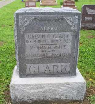 CLARK, VERNA O. - Ross County, Ohio | VERNA O. CLARK - Ohio Gravestone Photos