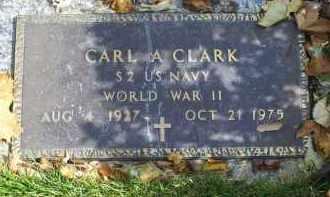 CLARK, CARL A. - Ross County, Ohio | CARL A. CLARK - Ohio Gravestone Photos