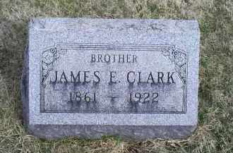 CLARK, JAMES E. - Ross County, Ohio | JAMES E. CLARK - Ohio Gravestone Photos