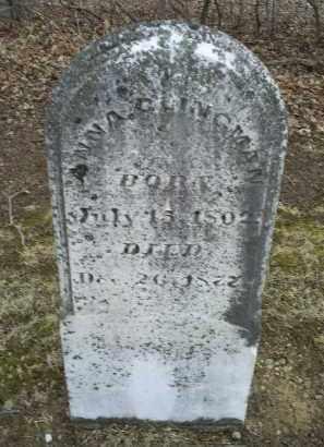 CLINGMAN, ANNA - Ross County, Ohio | ANNA CLINGMAN - Ohio Gravestone Photos