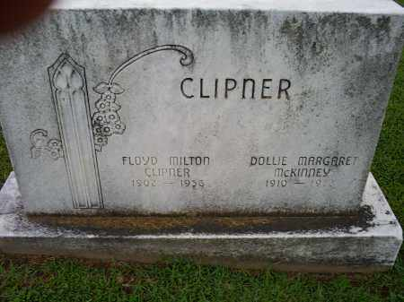 CLIPNER, FLOYD MILTON - Ross County, Ohio | FLOYD MILTON CLIPNER - Ohio Gravestone Photos
