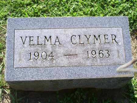 CLYMER, VELMA - Ross County, Ohio | VELMA CLYMER - Ohio Gravestone Photos
