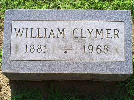 CLYMER, WILLIAM - Ross County, Ohio | WILLIAM CLYMER - Ohio Gravestone Photos