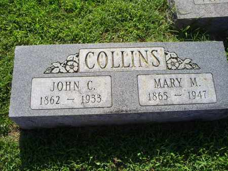 COLLINS, JOHN C. - Ross County, Ohio | JOHN C. COLLINS - Ohio Gravestone Photos