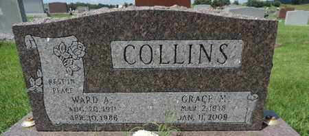 COLLINS, WARD A - Ross County, Ohio | WARD A COLLINS - Ohio Gravestone Photos