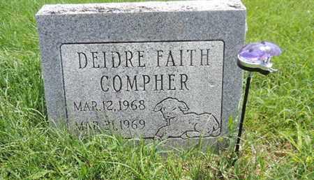 COMPHER, DEIDRE FAITH - Ross County, Ohio | DEIDRE FAITH COMPHER - Ohio Gravestone Photos