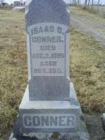 CONNER, ISAAC C. - Ross County, Ohio | ISAAC C. CONNER - Ohio Gravestone Photos