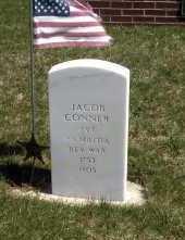 CONNER, JACOB - Ross County, Ohio | JACOB CONNER - Ohio Gravestone Photos
