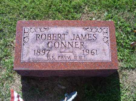 CONNER, ROBERT JAMES - Ross County, Ohio | ROBERT JAMES CONNER - Ohio Gravestone Photos