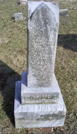 CONNER, SARAH A. - Ross County, Ohio | SARAH A. CONNER - Ohio Gravestone Photos