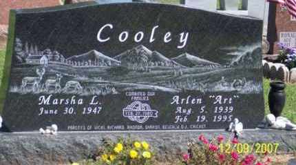 "COOLEY, ARLEN ""ART"" - Ross County, Ohio 