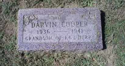 COOPER, DARVIN - Ross County, Ohio | DARVIN COOPER - Ohio Gravestone Photos