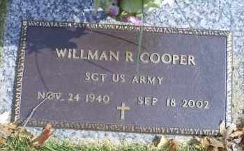 COOPER, WILLIAM R. - Ross County, Ohio | WILLIAM R. COOPER - Ohio Gravestone Photos