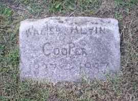 COOPER, WALTER ALVIN - Ross County, Ohio | WALTER ALVIN COOPER - Ohio Gravestone Photos