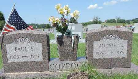 COPPOCK, AUDRIE L - Ross County, Ohio   AUDRIE L COPPOCK - Ohio Gravestone Photos